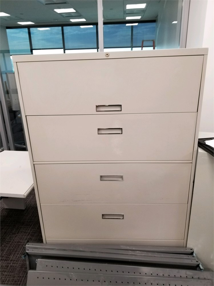 Surplus Marketplace 5 Drawer Lateral File Cabinet