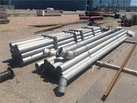 "6"" 304L Stainless Steel SCH 10 Welded Pipe"