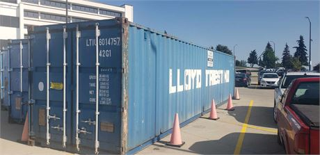 Connex Shipping Container