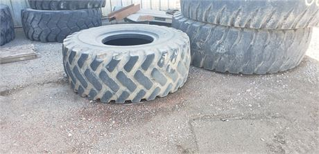 Used Large Loader Tire 23.5/R25